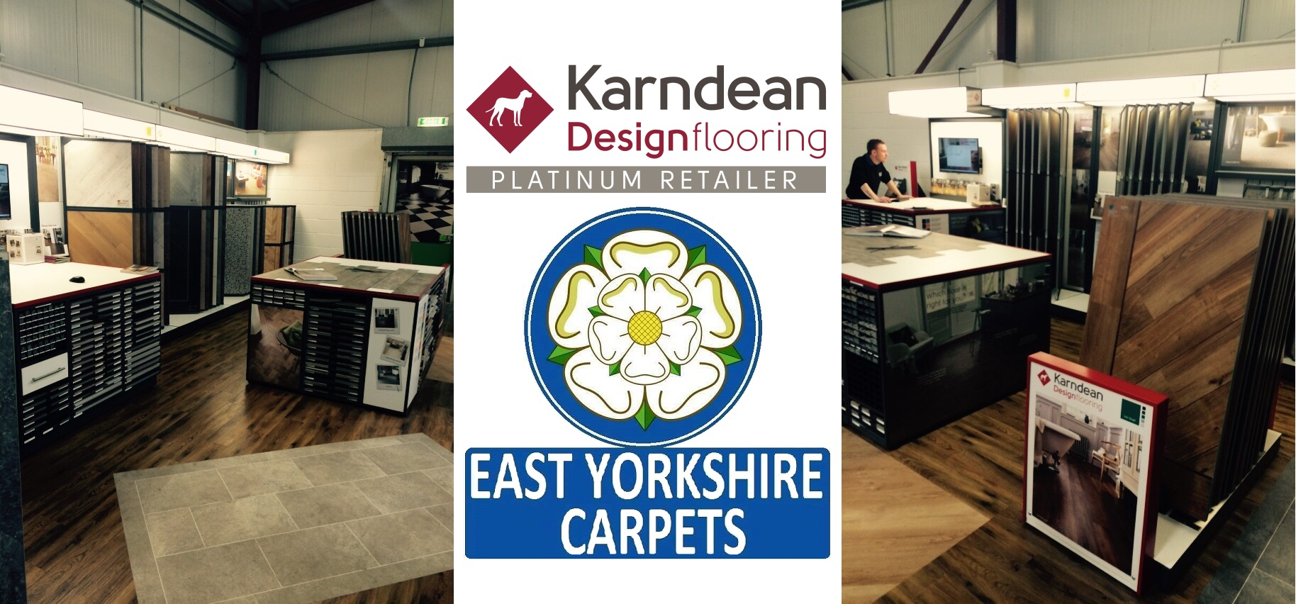Karndean Luxury Vinyl Tiles